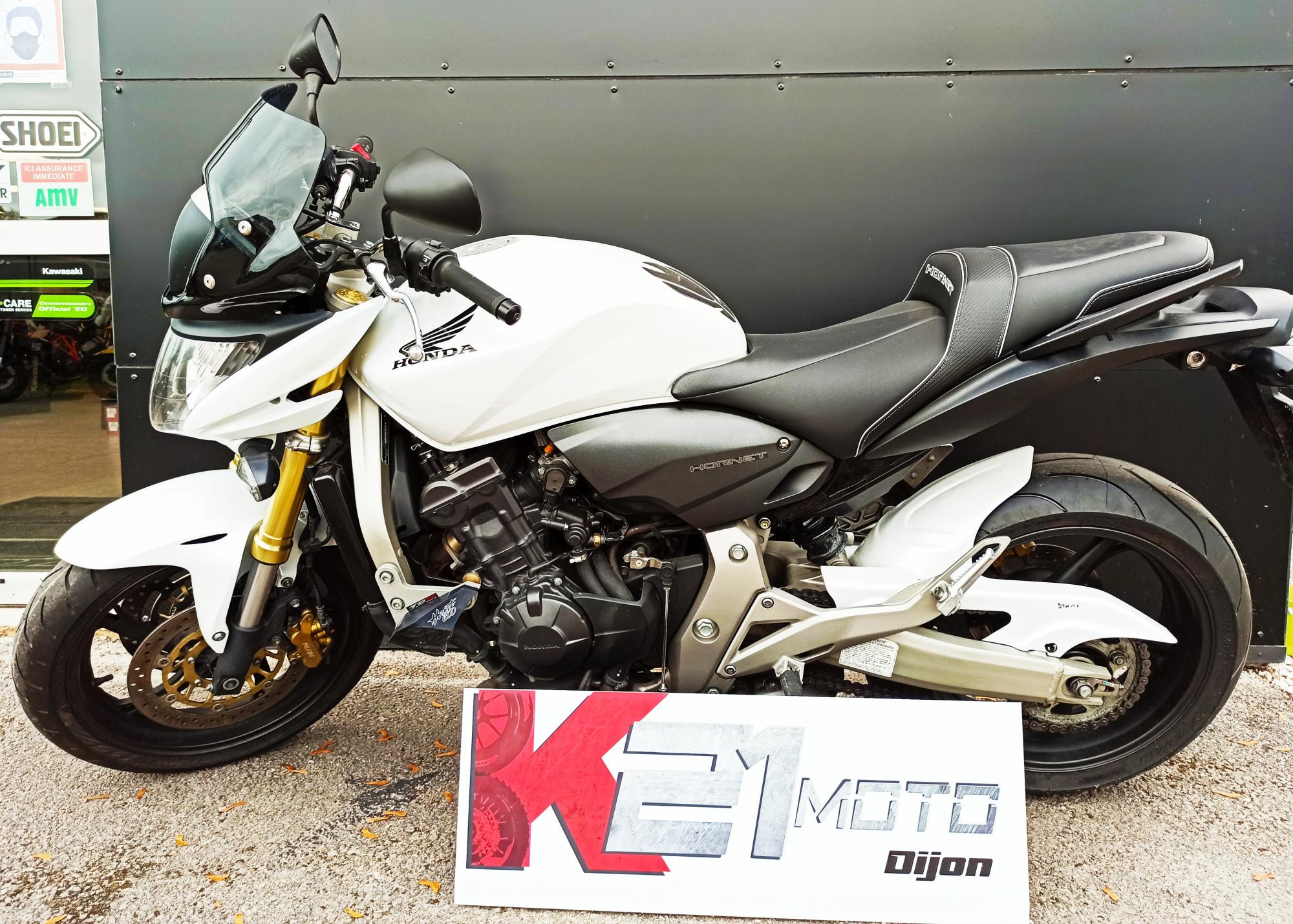2008 Honda CB600F Hornet - Moto.ZombDrive.COM